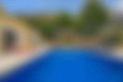 El Elefante Mooie en comfortabele villa in Javea, aan de Costa Blanca, Spanje  met privé zwembad voor 6 personen...