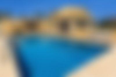 Galantor Villa clásica y graciosa en Javea, en la Costa Blanca, España  con piscina privada para 8 personas...