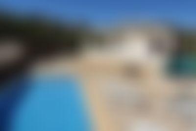 Villa 2010 Villa in Calpe, aan de Costa Blanca, Spanje  met privé zwembad voor 12 personen...
