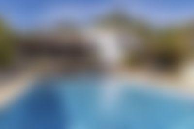 Casa Rosalia 22 pax Grande villa de luxe intime à Javea, sur la Costa Blanca, Espagne  avec piscine privée pour 22 personnes...