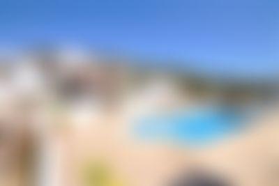 Calas Grote en comfortabele villa  met privé zwembad in Javea, aan de Costa Blanca, Spanje voor 8 personen...