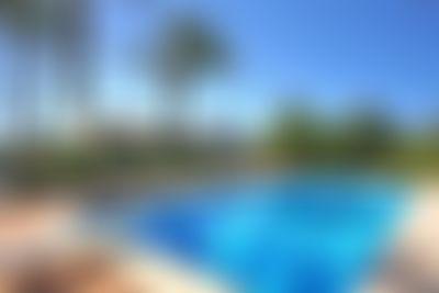 Entre Palmeras Villa rústica y romántica en Javea, en la Costa Blanca, España  con piscina privada para 10 personas...