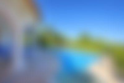 Villa Jarmila 6 pax Mooie en comfortabele villa in Javea, aan de Costa Blanca, Spanje  met privé zwembad voor 6 personen...