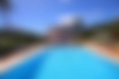 Villa Pinosol 6 Mooie en leuke villa in Javea, aan de Costa Blanca, Spanje  met privé zwembad voor 6 personen...