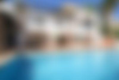 Villa Bambu Villa en Moraira, en la Costa Blanca, España  con piscina privada para 6 personas...