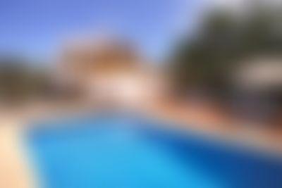 Sol Mooie en comfortabele villa  met privé zwembad in Javea, aan de Costa Blanca, Spanje voor 4 personen...
