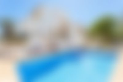 Monte Azul Classic and nice villa  with private pool in Javea, on the Costa Blanca, Spain for 6 persons...