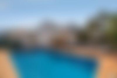 Monte Naranja Casa de vacaciones clásica y graciosa  con piscina privada en Javea, en la Costa Blanca, España para 4 personas...