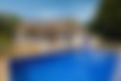 Anngos 18 pax Villa maravillosa y graciosa  con piscina privada en Javea, en la Costa Blanca, España para 18 personas...