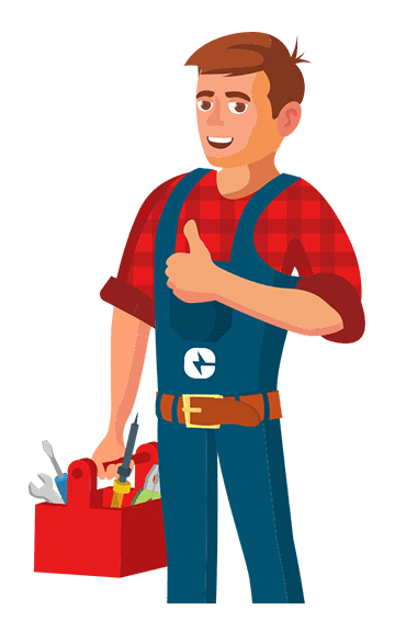 charzer service man