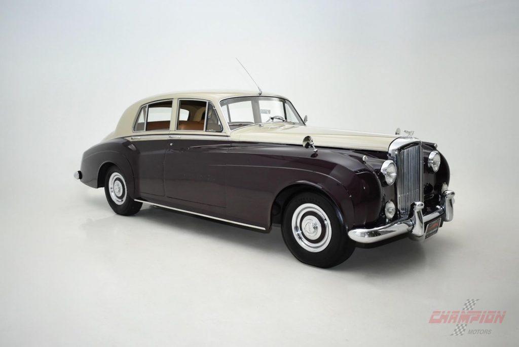 VERY NICE 1955 Bentley S1