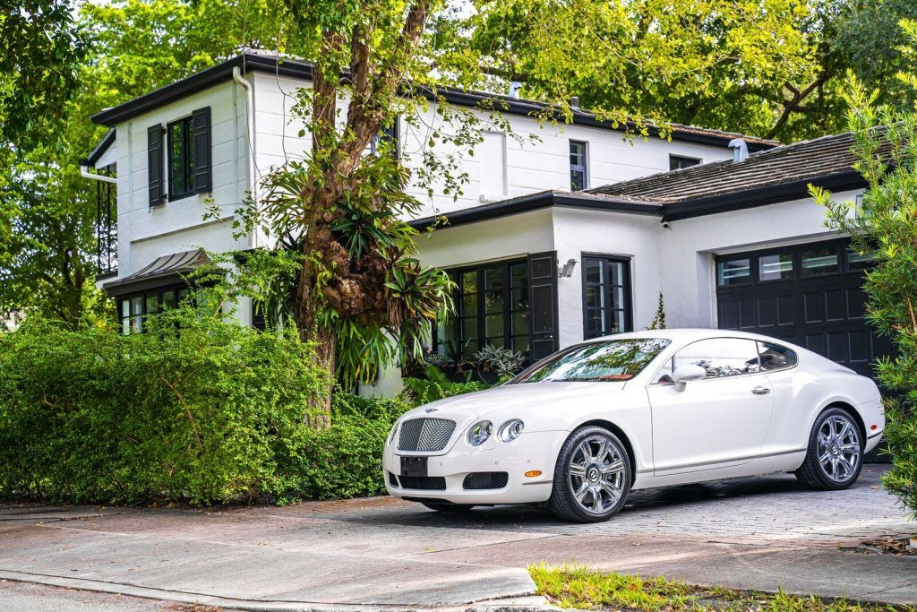 2007 Bentley Continental GT Coupe [8k Miles, Like New]