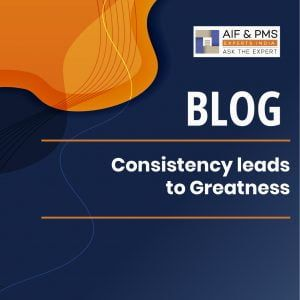 Consistency Leads to Greatness