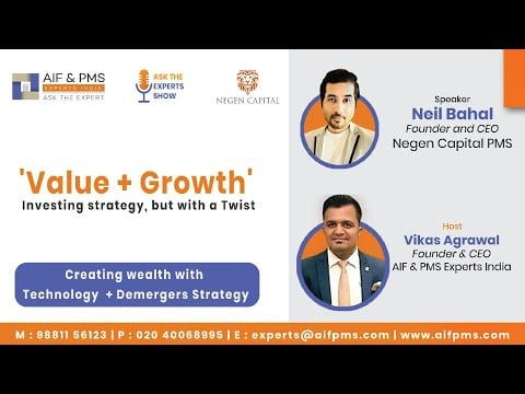 """Blog Negen AIF PMS """"Value+Growth"""" Investing Strategy, but with a Twist"""