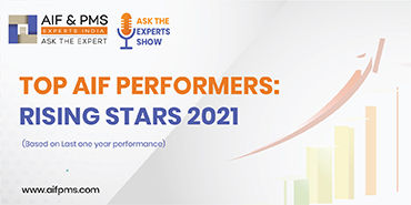 TOP 5 AIF PERFORMERS: RISING STARS 2021
