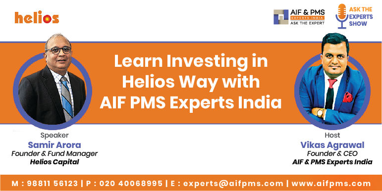 Learn Investing in Helios Way with AIF PMS Experts India