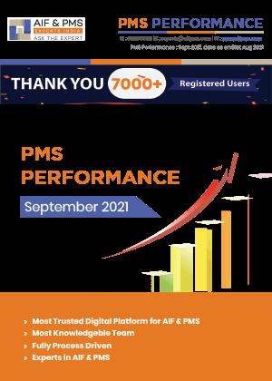 PMS Performance Sept 2021 | AIF & PMS EXPERTS INDIA