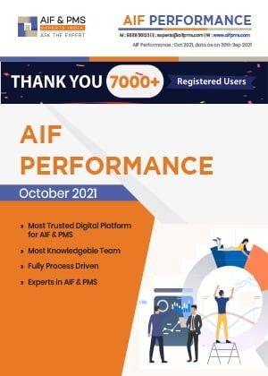 AIF Performance : Oct 2021