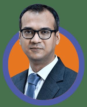Debojyoti Ghosh – Fund Manager