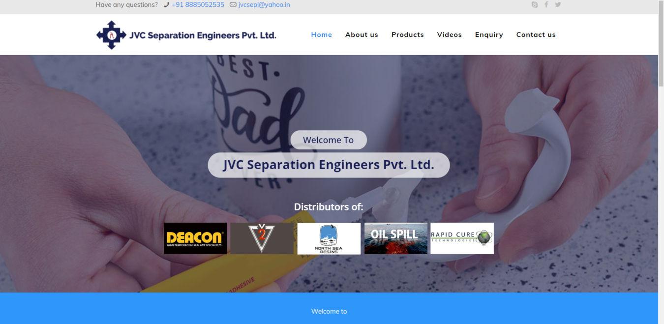 JVC Seperation