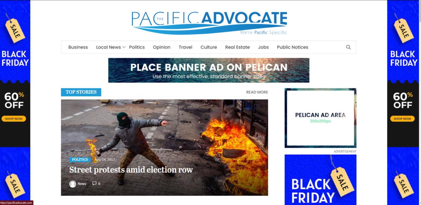 pacific advocate