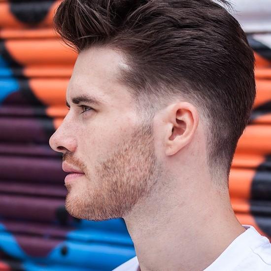 Potongan Rambut Pria 7