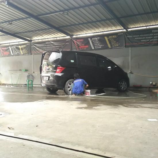 Clean Up Car Wash Karawaci Kelapa Dua Tangerang Alamat Com