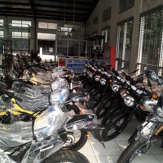 Bengkel Motor Kawasaki Tangerang Cempaka Putih Tangerang Selatan