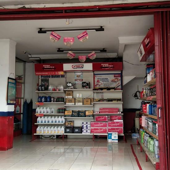 Shop Drive Kota Wisata Nagrag Bogor Alamat Com
