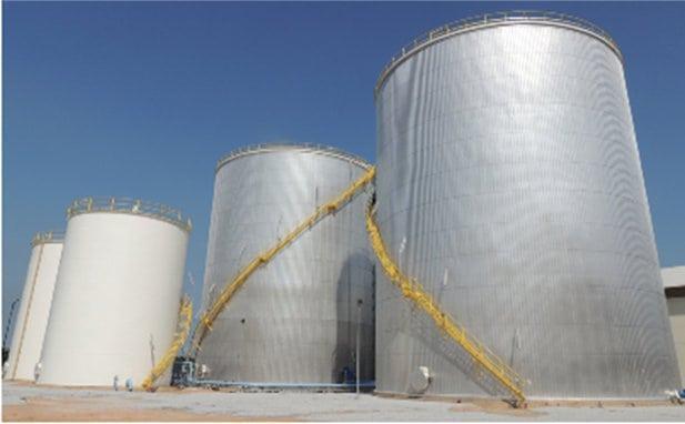 KLIA2 Thermal Energy Storage (TES) Tank | Sepang, Malaysia