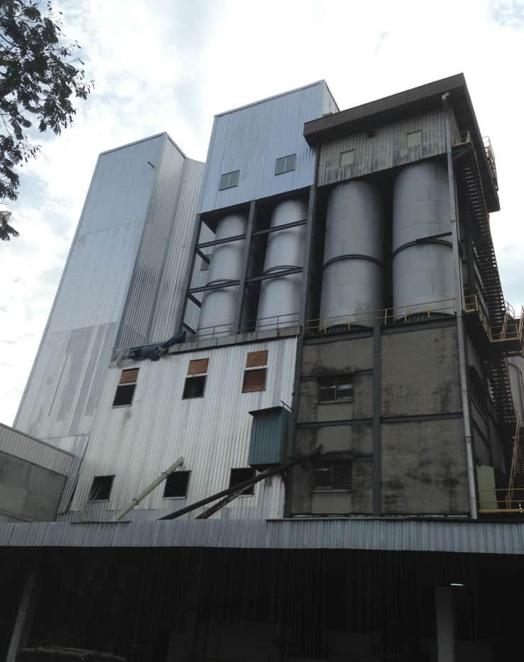 Dinding Oil Mills | Malaysia