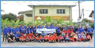 Gotong Royong at Pertubuhan Kebajikan Anak-Anak Yatim dan Miskin Sg. Pinang Klang