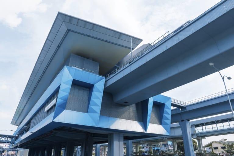 MRT Stations | Cheras, Malaysia