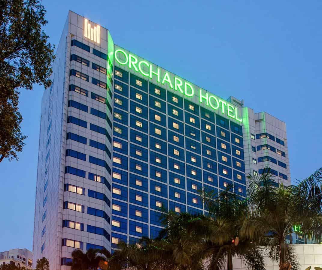 Orchard Hotel | Singapore