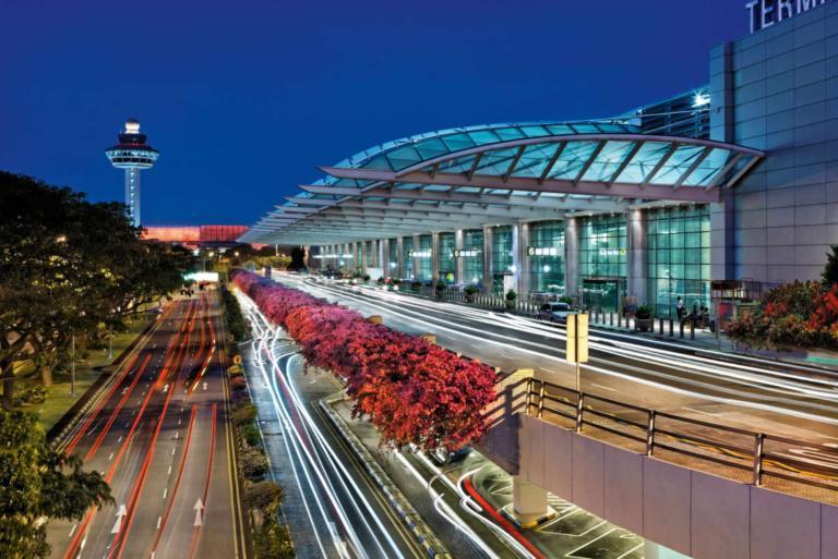 Changi Airport Terminal 2 | Singapore