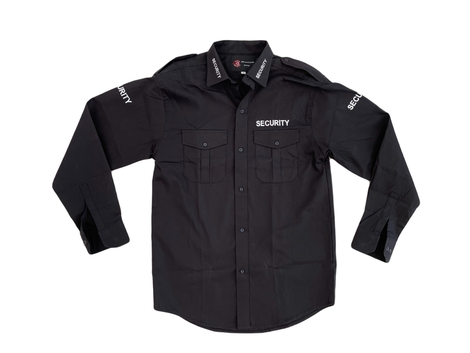 Security Hemd mit Security-Aufdruck - Schwarz - Logo-https://ik.imagekit.io/alkinsecurity/products/1000004_Qbv3wgWjz.jpg