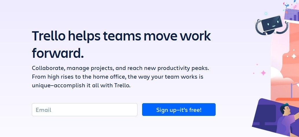 Trello Value proposition