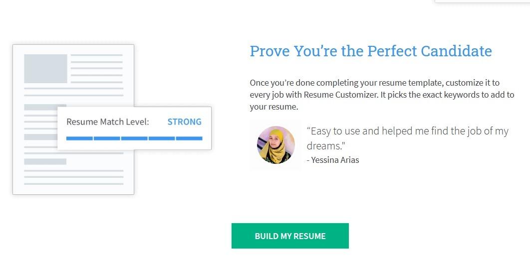 Build My Resume