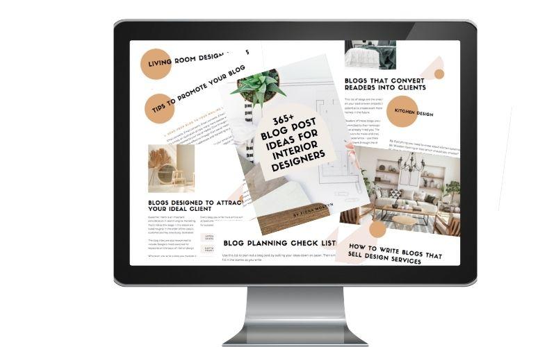 365 blog designs