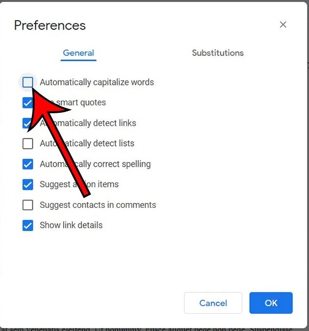 How to Automatically capitalize words