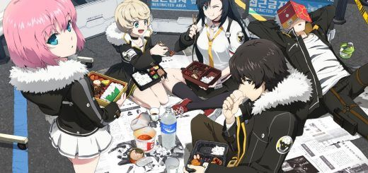closers anime