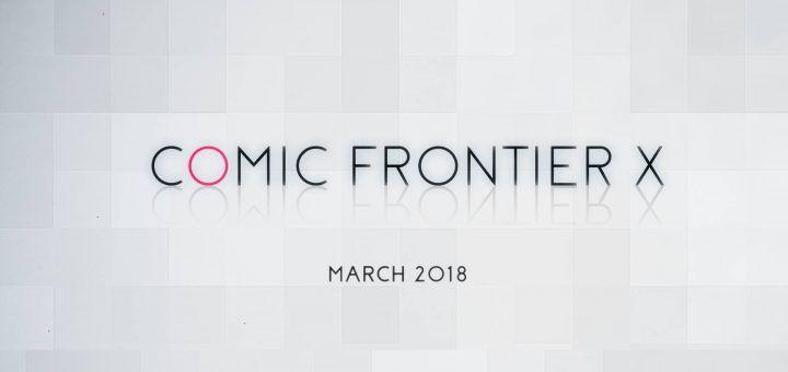 comic frontier x