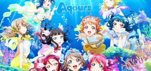aqours cover