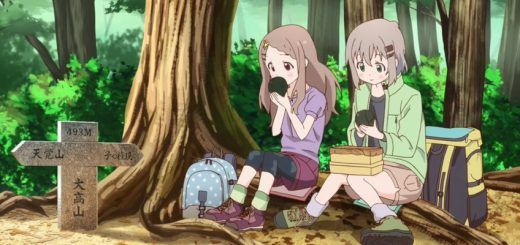 yama no susume episode 3