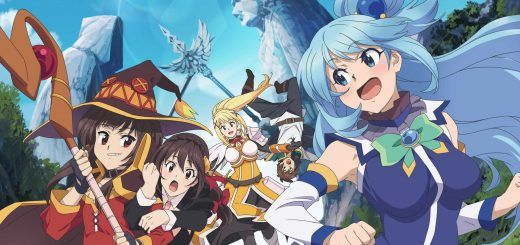 konosuba movie kv2