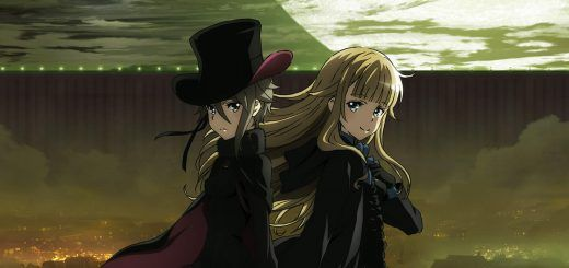 princess principal movie key visual