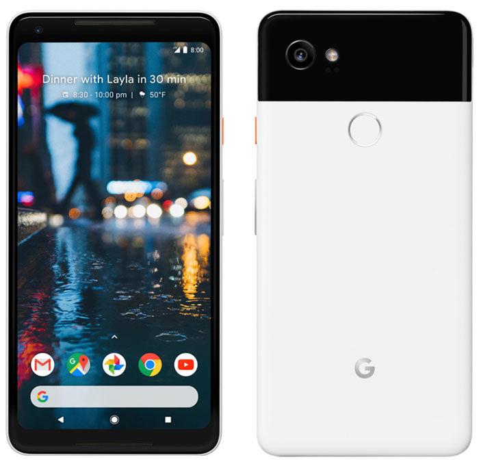 Así es el nuevo Pixel 2 que presentará Google