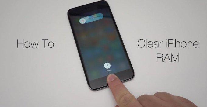iPhone එක Slow වෙලානම් කරන්න ඕන දේ - RAM Management in iPhone