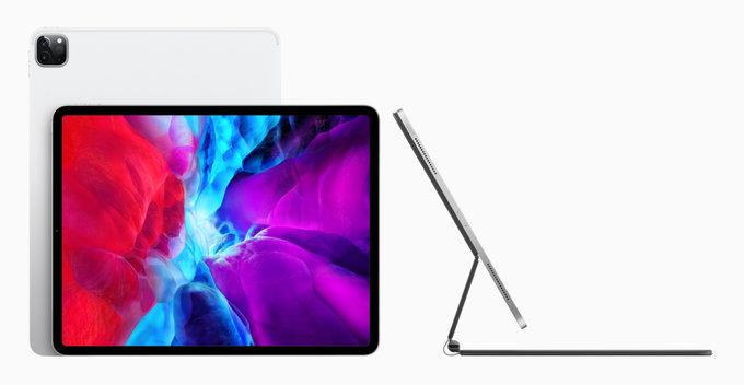 තරගයක් නැති තැන එක්තැන් වූ iPad Pro 2020