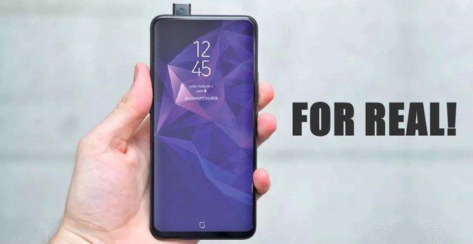 Pop-up cameraවත් එක්ක එන Samsung Mobile Family එකේ අලුත් සාමාජිකයා